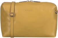 Gele MYOMY Schoudertas MY BOXY BAG HANDBAG  - medium