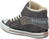 Grijze BRITISH KNIGHTS Sneakers ROCO - small