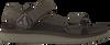 Bruine TEVA Sandalen ORIGINAL HEREN  - small