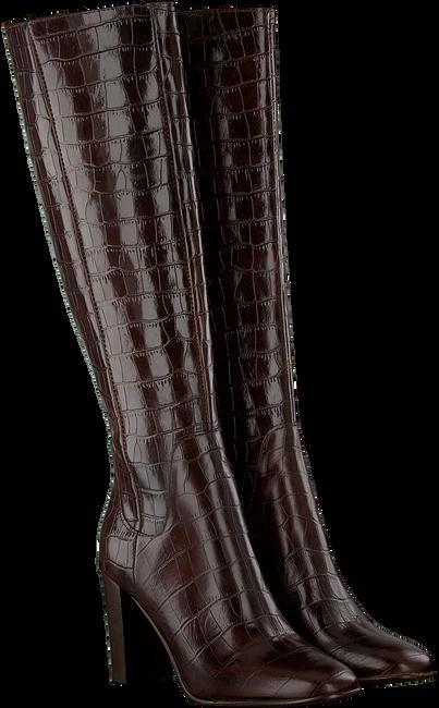 Bruine NOTRE-V Lange laarzen 173/03  - large