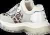 Witte BRONX Sneakers BBAISLEYX  - small