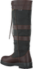 Bruine DUBARRY Lange laarzen GALWAY - small