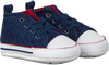 Blauwe CONVERSE Babyschoenen CHUCK TAYLOR ALL STAR FIRST ST - small