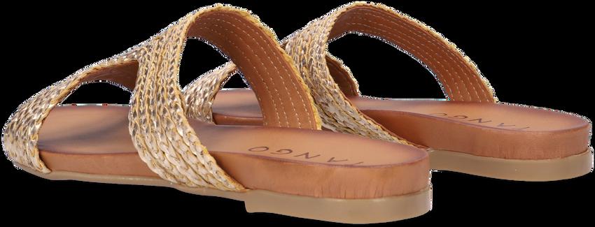 Gouden TANGO Slipper MILA - larger