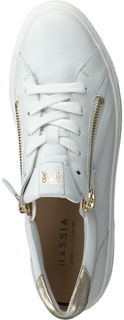 Witte HASSIA Sneakers BILBAO  - large