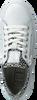 Witte BULLBOXER Lage sneakers AHM024  - small