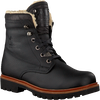 Zwarte PANAMA JACK Veterboots NEW AVIATOR B4 - small