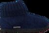 Blauwe BERGSTEIN Pantoffels COZY - small