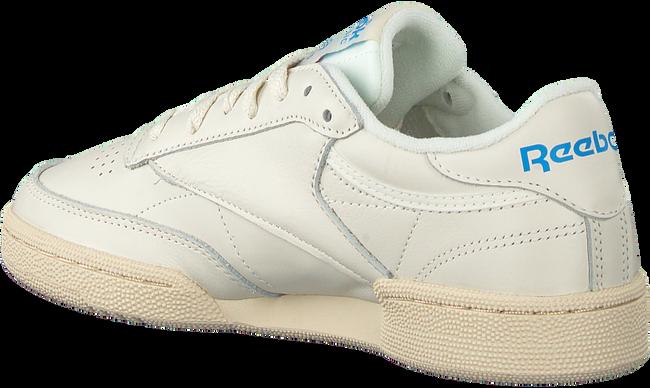 Beige REEBOK Lage sneakers CLUB C 85 WMN  - large