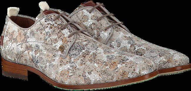 Grijze REHAB Nette schoenen GREG CRACK  - large