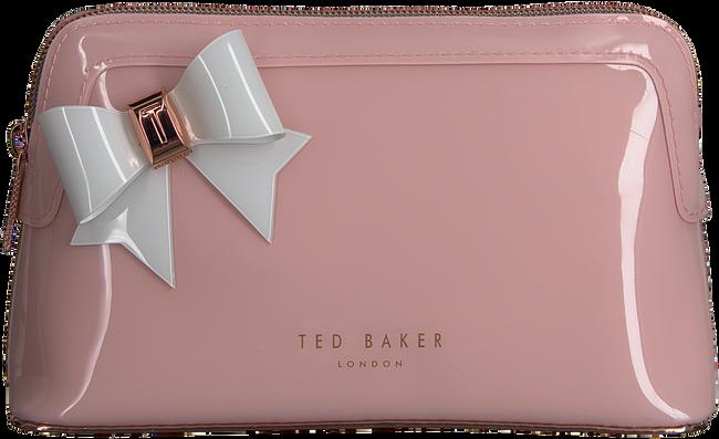 Roze TED BAKER Toilettas AUBRIE  - large