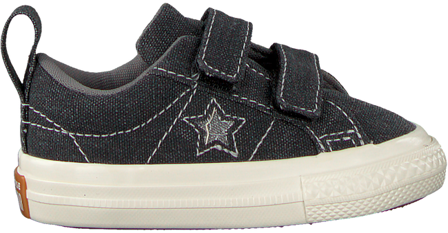 Zwarte CONVERSE Sneakers ONE STAR 2V OX  - large