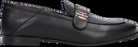 Zwarte TOMMY HILFIGER Loafers TH ESSENTIALS LOAFER  - medium