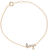 Gouden ALLTHELUCKINTHEWORLD Armband URBAN BRACELET BOYS - small