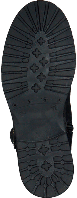 Zwarte RED-RAG Lange laarzen 15568  - large