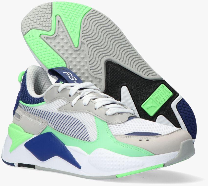 Grijze PUMA Lage sneakers RS-X TOYS  - larger