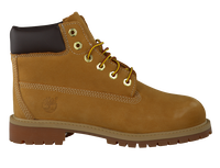 Camel TIMBERLAND Veterboots 6IN PRM WP BOOT KIDS - medium