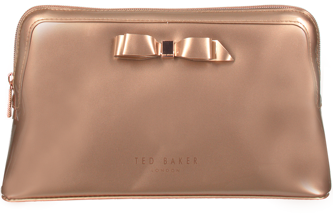Roze TED BAKER Toilettas CAHIRA  - large