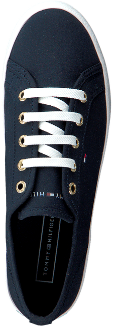 Blauwe TOMMY HILFIGER Lage sneakers ESSENTIAL NAUTICAL  - large