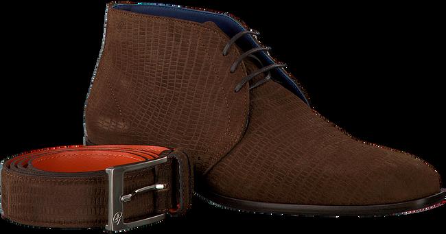 Bruine GREVE Nette schoenen FIORANO 2100  - large