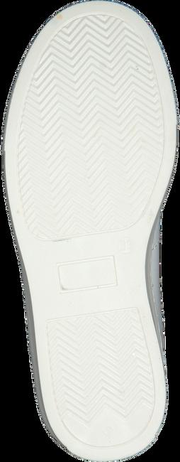 Witte SHABBIES Enkellaarsjes SHK0024  - large