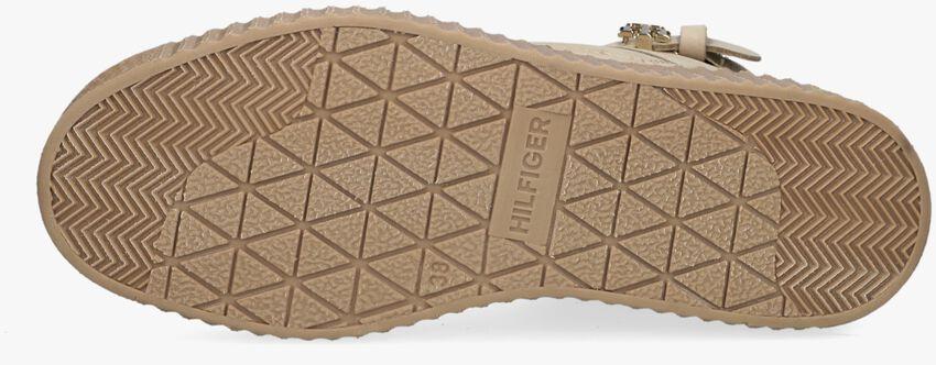 Beige TOMMY HILFIGER Hoge sneaker WARMLINED LACE UP BOOT  - larger