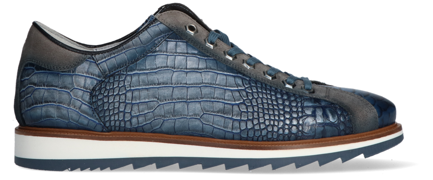 Blauwe GIORGIO Lage Sneaker 64918 - larger