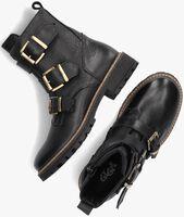 Zwarte GIGA Biker boots G3781  - medium