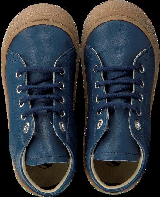 Blauwe NATURINO MINI Veterschoenen 3972 - large