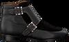Zwarte PERTINI Enkellaarsjes 172W13476C5 - small