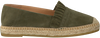 Groene KANNA Espadrilles KV8000 - small