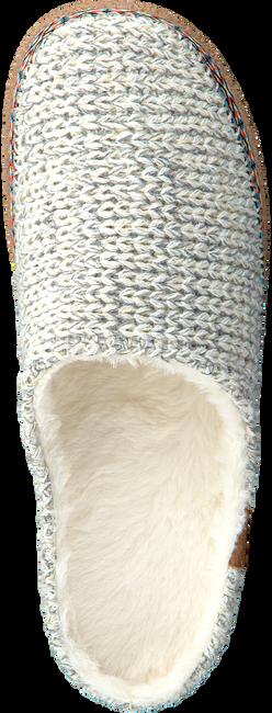 Witte TOMS Pantoffels IVY  - large