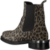 Bruine VIA VAI Chelsea boots 4902054  - small