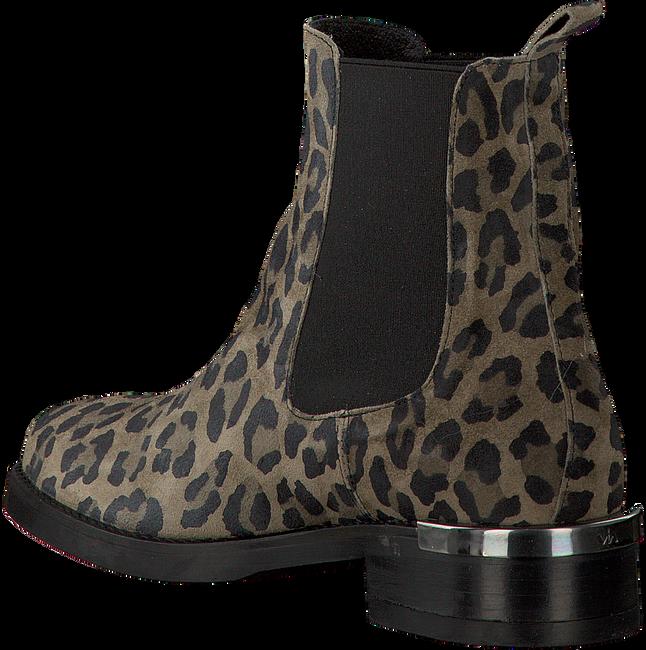 Bruine VIA VAI Chelsea boots 4902054  - large