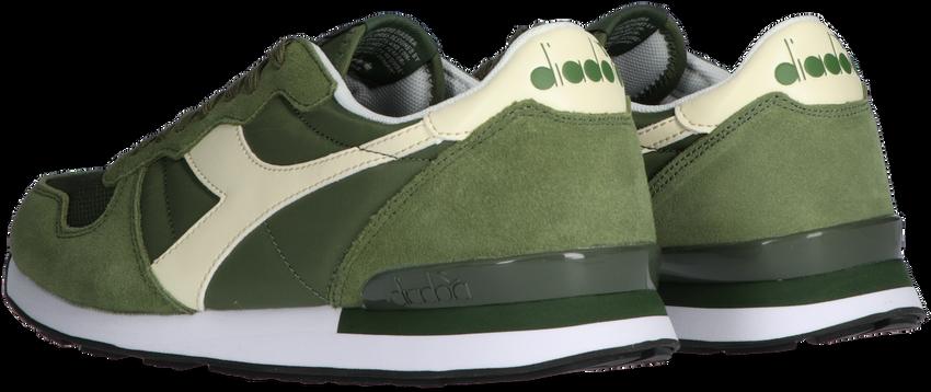 Groene DIADORA Lage sneakers CAMARO - larger