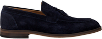 Blauwe MAZZELTOV. Mocassins 3535  - medium