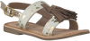 Witte GIOSEPPO Sandalen COWKID  - small