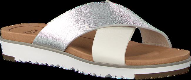 Zilveren UGG Slippers KARI  - large