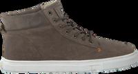 Grijze HUB Hoge sneaker GLASGOW  - medium