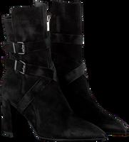 Zwarte JANET & JANET Enkellaarsjes 46400  - medium