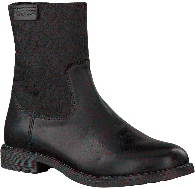 Zwarte BRAQEEZ Lange laarzen 417671  - large