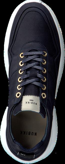 Blauwe NUBIKK Lage sneakers ELVEN TANUKI QrbYbaSm
