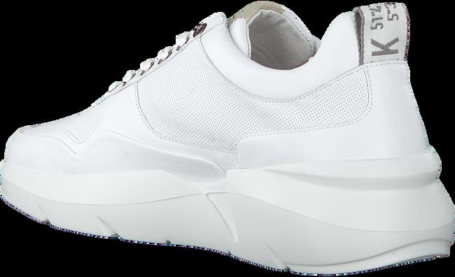 Witte NUBIKK Lage sneakers ELVEN TANUKI  - large