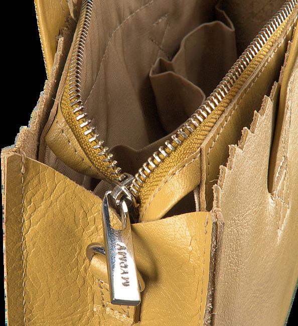 Gele MYOMY Handtas MY PAPER BAG HANDBAG MINI - large