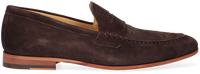 Bruine MAZZELTOV Loafers 9262  - medium