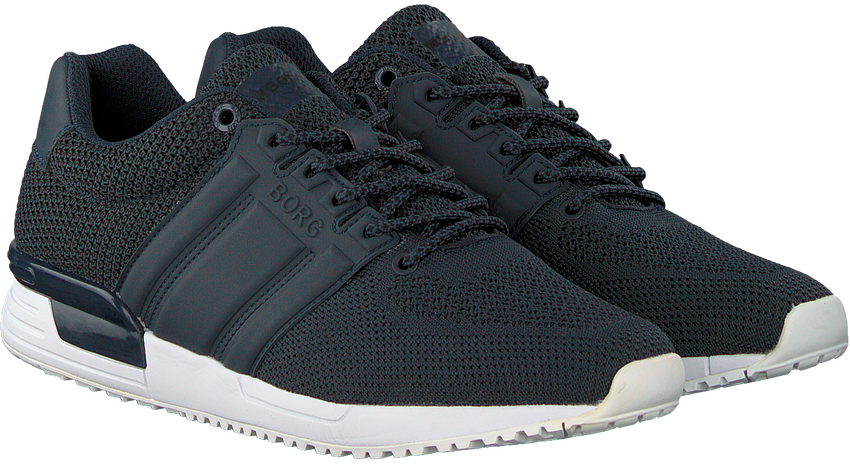 Blauwe BJORN BORG Lage sneakers R130 SKT M  - larger