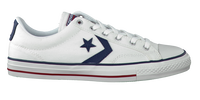 Witte CONVERSE Sneakers STAR PLAYER OX HEREN - medium