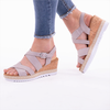Taupe GABOR Sandalen 832 - small