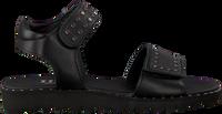 Zwarte HIP Sandalen H1860 - medium
