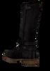 Zwarte HIP Lange laarzen H1205  - small
